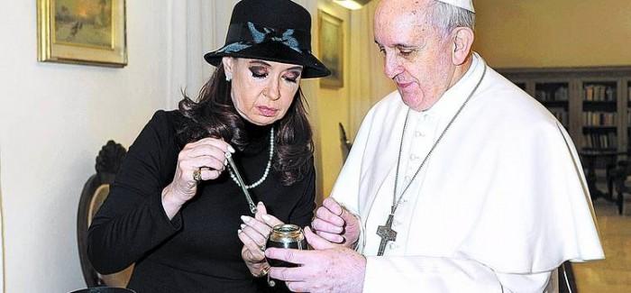 El año del Papa y los tiempos de Cristina Kirchner