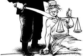 DESTRUCCION DE LA JUSTICIA