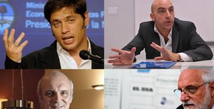 Kicillof, Espert, Bulat, De...