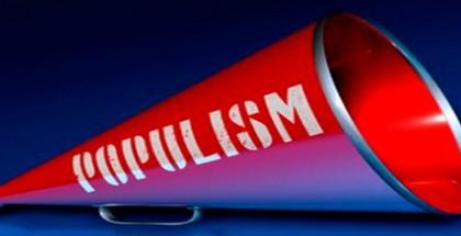 populismo megafono