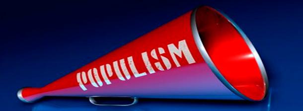 «Teoría y práctica» del populismo
